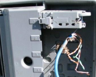 Vonage Forum Help requested Verizon dry loop dsl