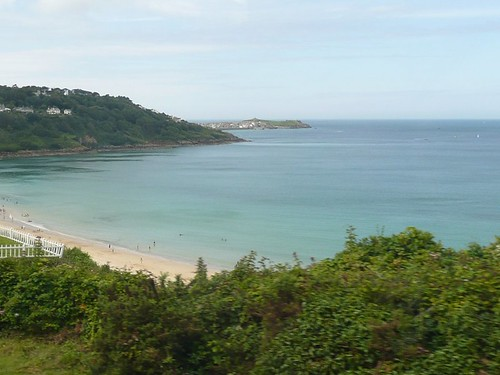 Approaching Carbis Bay,Cornwall