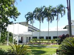 ケアンズ市立図書館4
