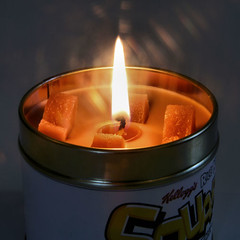 Kellogs chocolate candle 0915