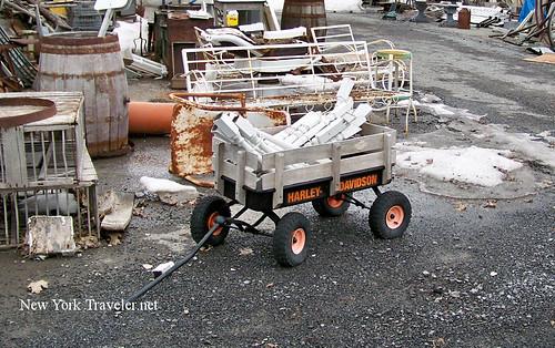 Harley-Davidson Wagon