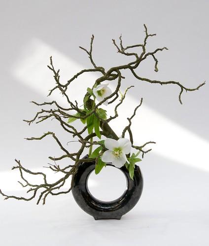 Ikebana El Arte Floral Para La Mente Salud Y