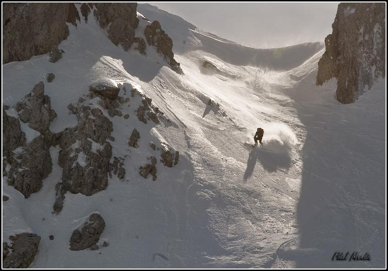 inicio del descenso ivan