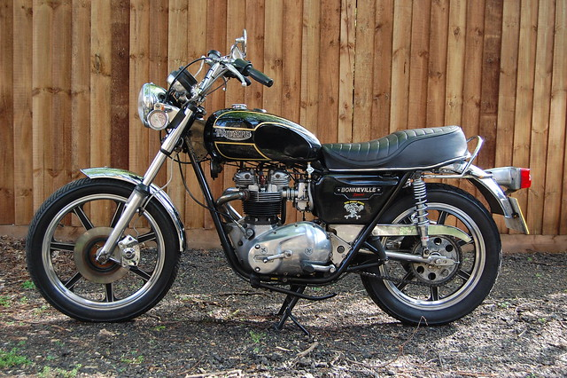 T140D US Spec 1979
