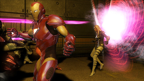 Marvel Ultimate Alliance 2 Iron Man