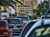 move on (Luis Eduardo ®) Tags: city urban cars trafficlight traffic transit luismosquera