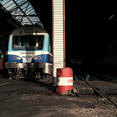 OSE - MAI - 2 (Vassilis Makris) Tags: leica train flickr athens greece m8 getty athina gettyimages lightroom foto8 ose diesellocomotive gettyimagesandtheflickrcollection