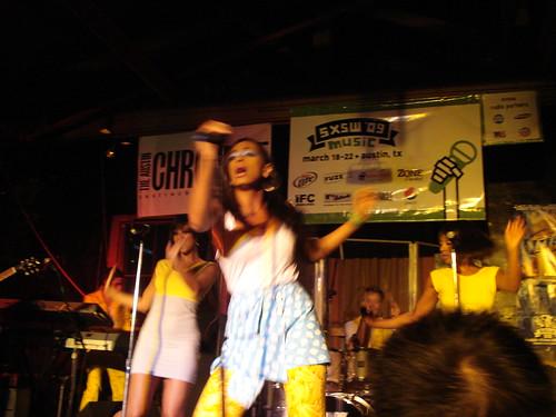 Solange at SXSW