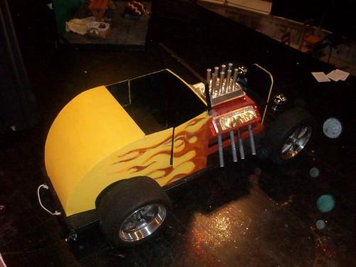 "Kenickie's car "" Greased Lightning"""