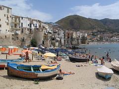 Sicilia - Cefal (Been Around) Tags: italien italy beach island italian europe italia eu playa ita sicily poseidon sicilia lido cefalu sicilians sicliy sizilien