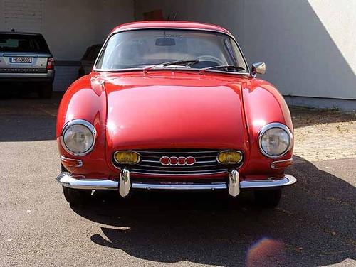 Auto Union DKW Monza Coupe