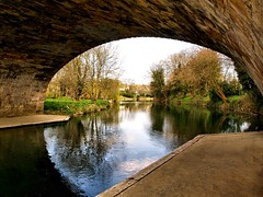 Wansford Bridge over the River Nene (saxonfenken) Tags: bridge england game reflection water motif river grandmother framed explore superhero unam thumbsup sb cambridgeshire nene 577 twothumbsup bigmomma 500 gamewinner challengeyou challengeyouwinner wandsford favescontestwinner a3b friendlychallenges thechallengefactory fotocompetitionbronze vosplusbellesphotos thumbsupwrestling agcg yourock1st mar2009 tuw043 gamex2winner herowinner motmjun09 storybookwinner pregamesweepwinner storybookttwwinner pregamebirthdayspecial 577bridge