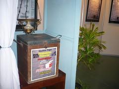 Kotak Suara Pemilu 1955
