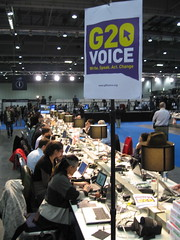 G20voice as a country