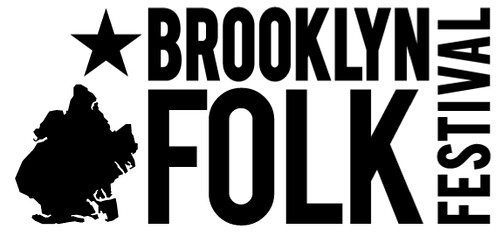 Brooklyn Folk Festival Logo by you.