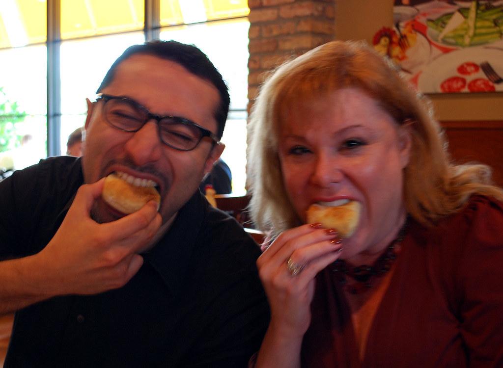 Ivan  &Martine's Big Bite