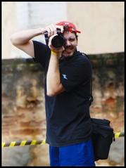 Sexta Poser (Tiago De Brino) Tags: de poser nikon tiago vr lowepro 70300 brino d40x