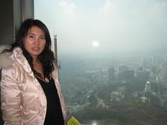 Nasam Tower (balabala) Tags: aunty seoultower nasamtower