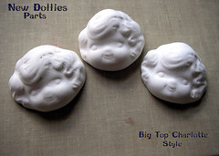 New Doll Parts: Big Top Charlotte Style