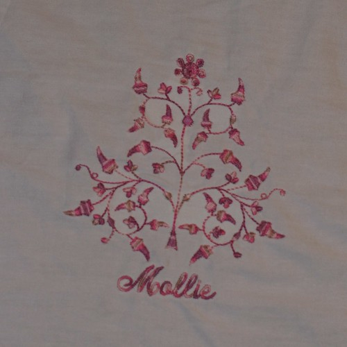 mollie embroidery