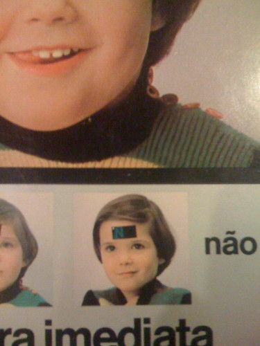 Daniela Barbosa: child star