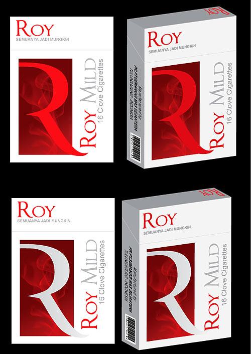 Rokok Roy