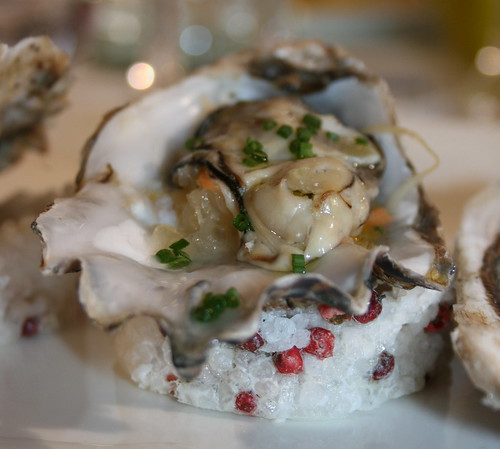 Oyster & Champagne Tasting at Galvin at Windows