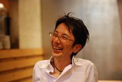 hitoshi-san (micamica) Tags: nikon meetup 2009 nakameguro fujiya d80