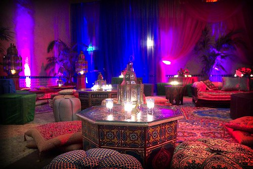 Moroccan Henna party