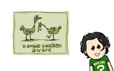 Weemee Do Zombie Chicken