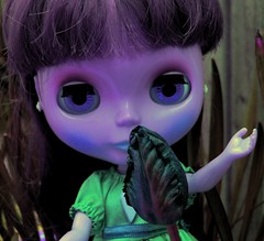 Molly Emerald, Garden Sprite