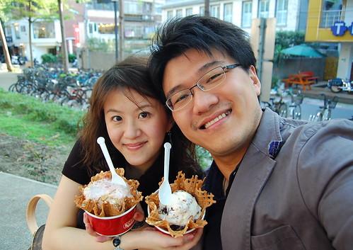 閃光冰淇淋