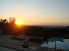 sunset (fairyicy) Tags: ayala greenfields