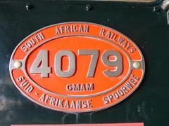GMAM 4079 (5) (Camera man Hannes) Tags: sandstone steam locomotive sar garratt estaes 4079