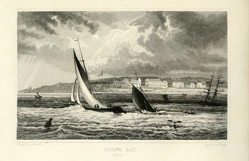 010- Bahia de Herne en Kent-1835
