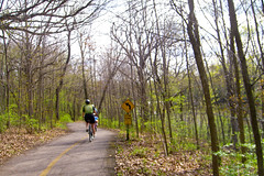 FoxRiverBikeTrail050209-1516 (Mooseheart, Illinois, United States) Photo