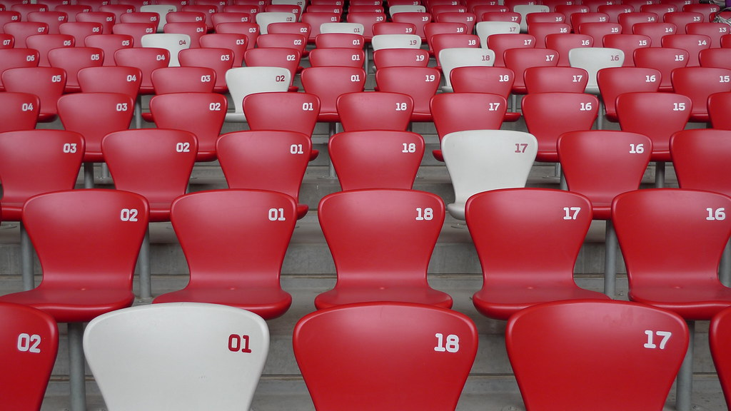 Olympic Seating
