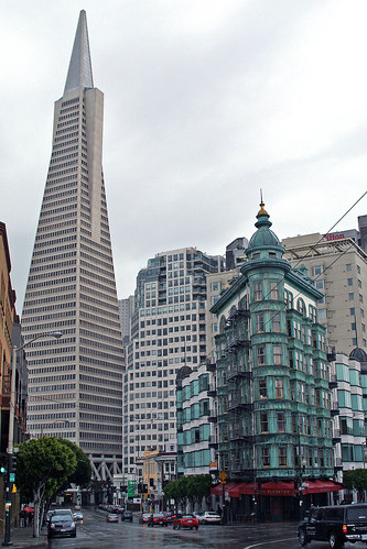 Cool San Francisco Buildings
