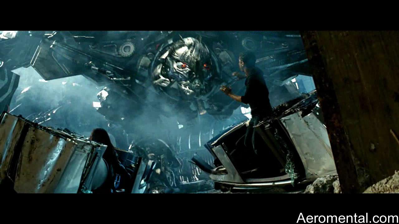 Transformers 2 auto partido
