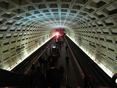 Washington DC Metro Station (peterlfrench) Tags: train underground subway design washingtondc dc districtofcolumbia metro explore transit masstransit explored transitstation img3195 herecomesthetrain plnz