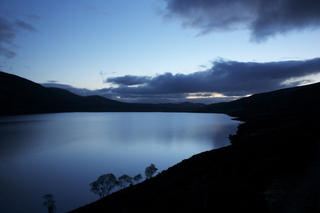 Loch Muick at Dawn