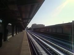 20 - NY - Brooklyn - Subway platform