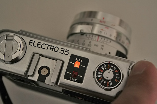 DIY - Yashica Electro 35 - Replace ur 'zed batery - #13