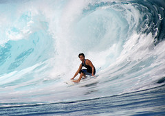 A surfer surfing a big wave at Teahupoo, Tahiti. (cookiesound) Tags: surfing tahiti man waves teahupoo frenchpolynesia explored i500 309 summer vacation trip holiday travel cookiesound canon explored280onmay18 2009 interestingness surfer surfboard wavesurfer wave barrel people surfingtahiti surfingteahupoo surferteahupoo surf surfculture wavesurfing waveriding peoplesurfing surfingphotography surfphotography surfphoto surfingphoto surfpicture surfingpicture surfphotographer water ocean sport extremesport action sportaction sports bigwavesurfing bigwaves hugewaves men poeple life urlaub reisen reisetagebuch reisebericht reise canoneos travelling travellingtahiti travellingfrenchpolynesia photography travelphotography reisefotografie travelphotos travellifestyle traveldiary nisamaier ulrikemaier tubesurfer tubesurfing tube