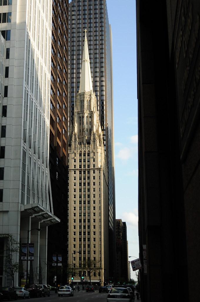 Chicago Temple Building - Chicago, IL