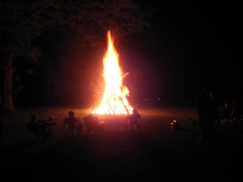 bigass bonfire