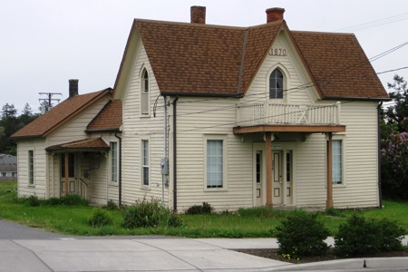 Coupeville's Libbey House
