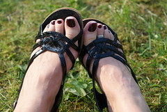 Feet (osto) Tags: people woman feet denmark europa sony zealand tina dslr scandinavia danmark a300 sjlland nrum osto rudersdal may2009 alpha300 maj2009