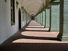 shadows & arches (werner boehm *) Tags: shadow arches schatten kloster archade skygge benediktbeuern alignements arkader wernerböhm