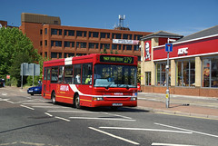 Unusual working on route 279 (BristolRE2007) Tags: bus london buses tfl arriva walthamcross route279